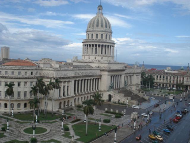 VENEZ DÉCOUVRIR LA HAVANE, l'authentique CUBA (Groupe CNW/Cubalavida)
