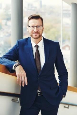Wolfgang Hoffmann, président nouvellement nommé de Jaguar Land Rover Canada (Groupe CNW/Jaguar Land Rover Canada)