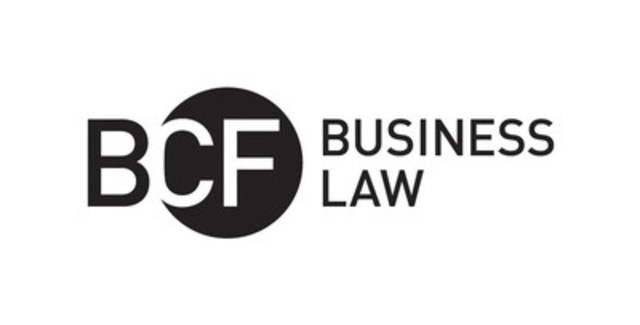 Logo: BCF Business Law (CNW Group/BCF Business Law)