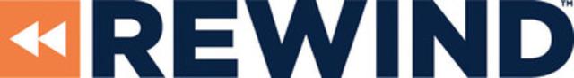 Rewind logo (CNW Group/Rewind)