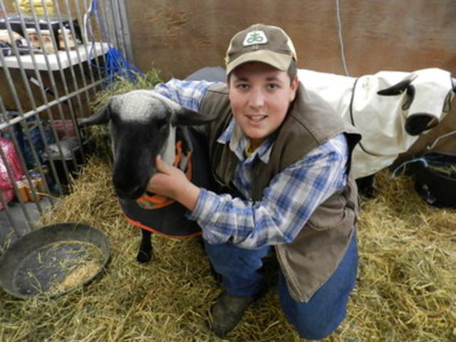 John Alexiou (CNW Group/Royal Agricultural Winter Fair)