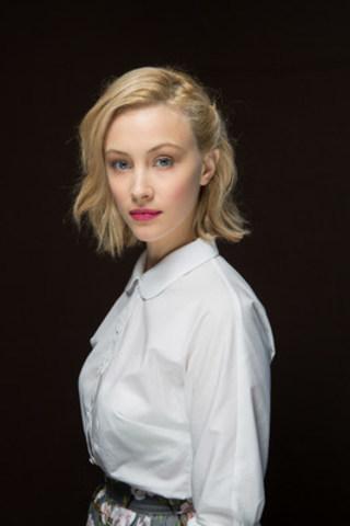 Sarah Gadon (photo: Fabrizio Maltese, Getty Images) (CNW Group/ACTRA Toronto)