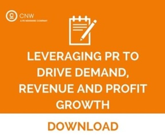 If you are looking for ways to build awareness of your brand - but also drive web traffic, fill your sales pipeline and boost revenue - it's important to be sure you are using public relations to its fullest extent. (CNW Group/CNW Group Ltd.)