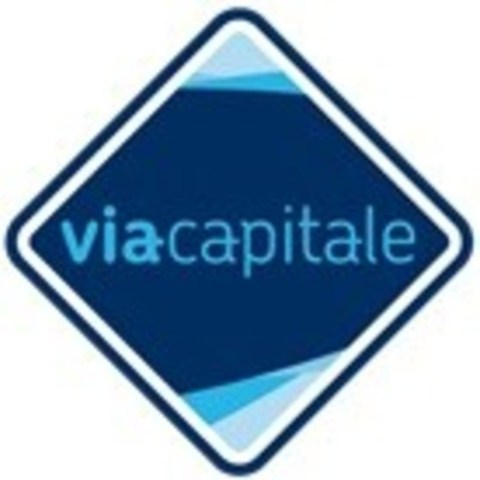 Logo : Via Capitale (Groupe CNW/Via Capitale)