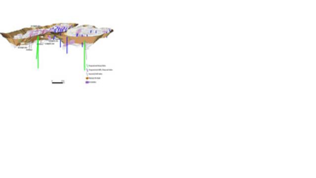 Cipoeiro 3D View (CNW Group/Jaguar Mining Inc.)