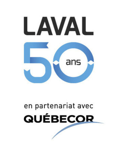 Corporation des célébrations 2015 à Laval  (Groupe CNW/Corporation des célébrations 2015 à Laval)