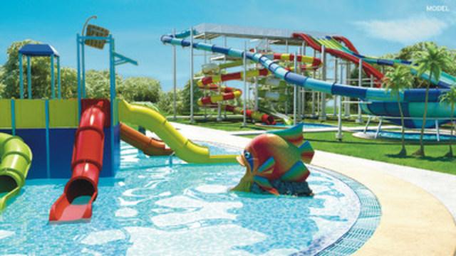 RIU Splash Water World, Punta Cana (CNW Group/Signature Vacations)