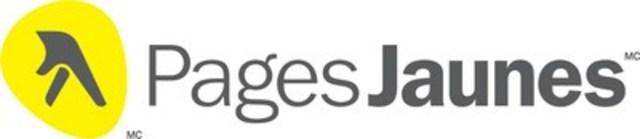 Logo : Pages Jaunes [MC] (Groupe CNW/Groupe CGI inc.)