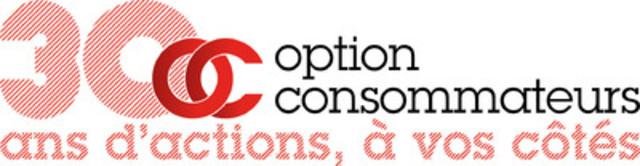 Option consommateurs (Groupe CNW/Option consommateurs)