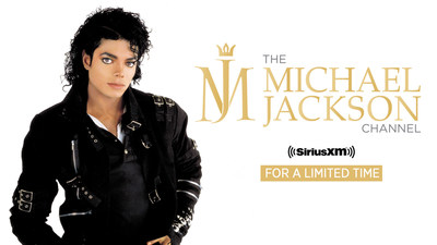 The Michael Jackson Channel Launches Today on SiriusXM