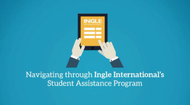 Navigating through Ingle International's Student Assistance program