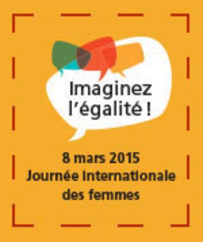 Imaginez l'égalité ! / Conseil du statut de la femme (Groupe CNW/Conseil du statut de la femme)