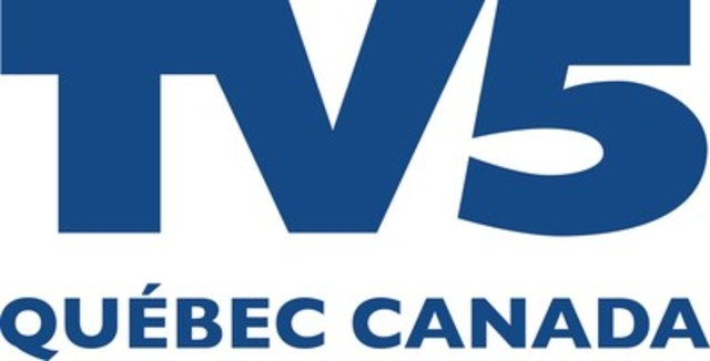 Logo : TV5 Québec Canada (Groupe CNW/TV5 Québec Canada)