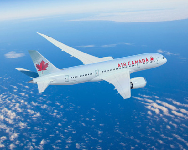 787-8 Dreamliner (Groupe CNW/Air Canada)