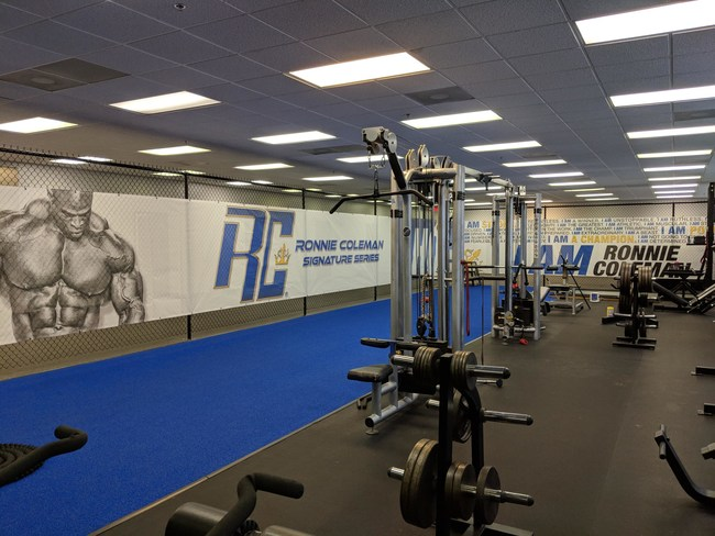 New training facility at the RCSS HQ in Lake Mary, Florida.