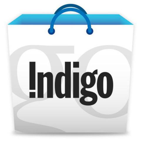 Indigo Android App Icon (CNW Group/Indigo Books & Music Inc.)