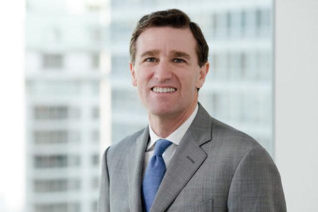 Robert Shaw, premier vice-président et chef de la direction financière, Enerkem inc. (photo : Sylvie Trépanier) (Groupe CNW/ENERKEM INC.)