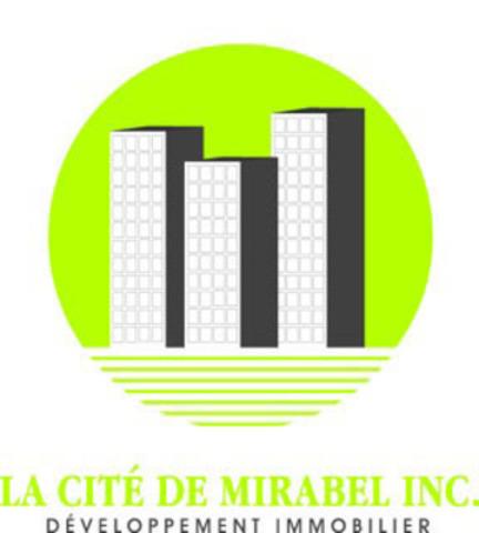 Two Quebec entrepreneurs leading a half-billion dollars residential real estate project, La Cité de Mirabel (CNW Group/La Cité de Mirabel inc)