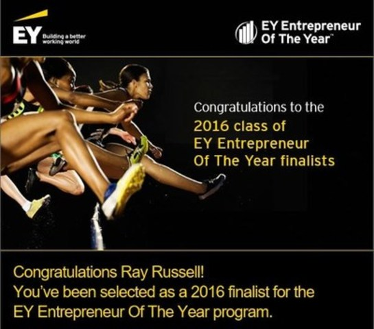 2016 EY Entrepreneur of the Year Program (CNW Group/Freshslice Pizza)