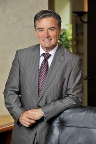 Michel Bouchard, le nouveau vice-président Immobilier du Groupe Maurice (Groupe CNW/Le Groupe Maurice)
