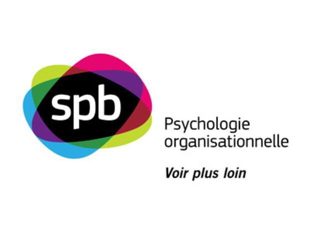 Logo : SPB Psychologie organisationnel (Groupe CNW/SPB Psychologie organisationnelle)