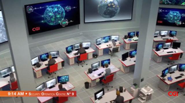 CGI ouvre un nouveau centre de gestion de la sécurité en France (Groupe CNW/Groupe CGI inc.)