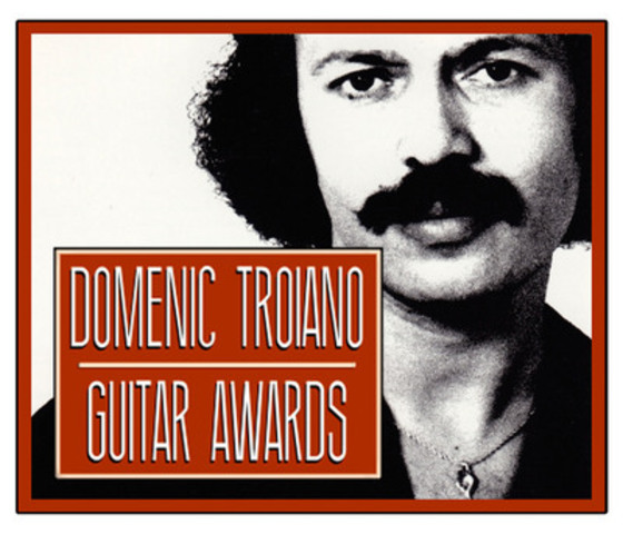 Canadian Music Hall of Fame member Domenic Troiano (CNW Group/Harris Institute)