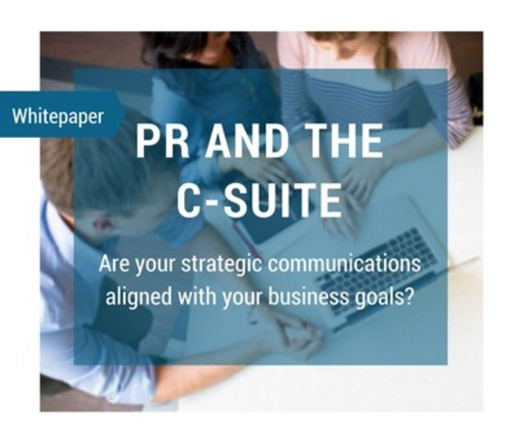 PR and the C-suite (CNW Group/CNW Group Ltd.)