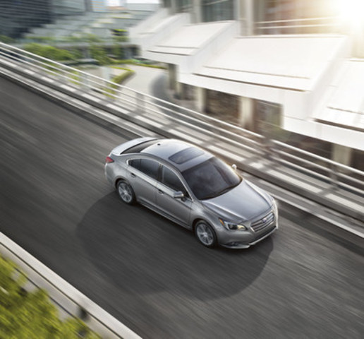 2016 Subaru Legacy (CNW Group/Subaru Canada Inc.)