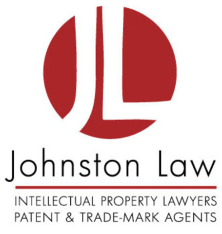 Johnston Law is a boutique law firm that works virtually with the expertise of lawyers around the globe to protect its clients' intellectual property rights in Canada and abroad, www.johnstoniplaw.com (CNW Group/Johnston Law Professional Corporation)