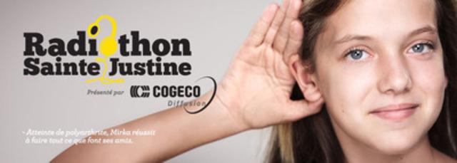 Radiothon Sainte-Justine 2013. (Groupe CNW/FONDATION CHU SAINTE-JUSTINE)