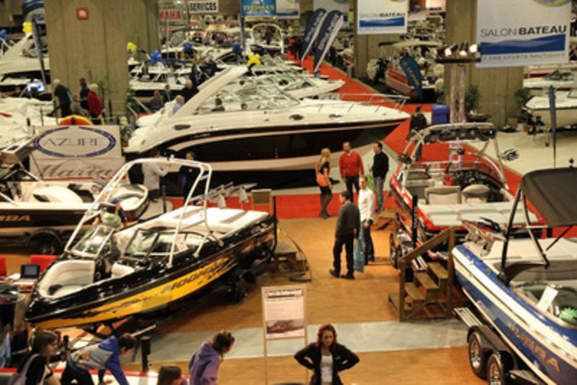 Montreal Boat and Water Sports Show (CNW Group/BOAT AND WATER SPORTS SHOW)