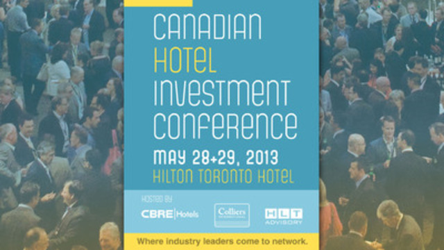 Video: 2013 Canadian Hotel Investment Conference