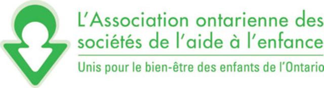 L'Association ontarienne des sociétés de l'aide à l'enfance (Groupe CNW/l'Association ontarienne des sociétés de l'aide à l'enfance)