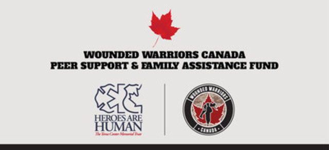Wounded Warriors Canada Peer Support and Family Assistance Fund (CNW Group/Wounded Warriors Canada)