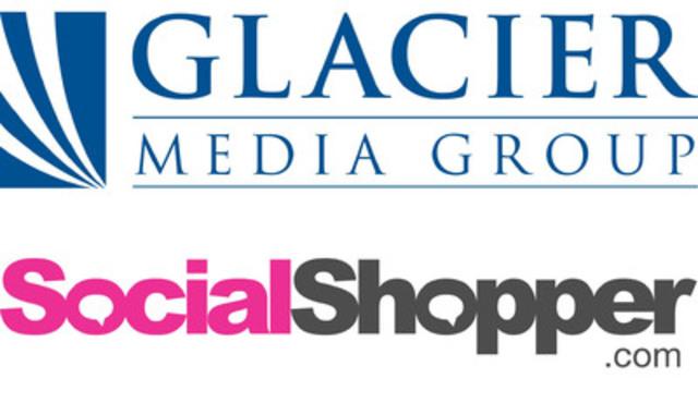 Glacier Media Group Announces Partnership with SocialShopper (CNW Group/Glacier Media Inc.)
