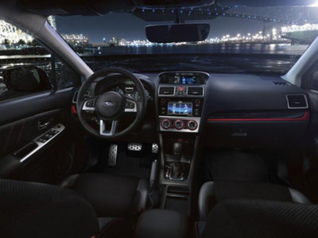 2017 Subaru Crosstrek (CNW Group/Subaru Canada Inc.)