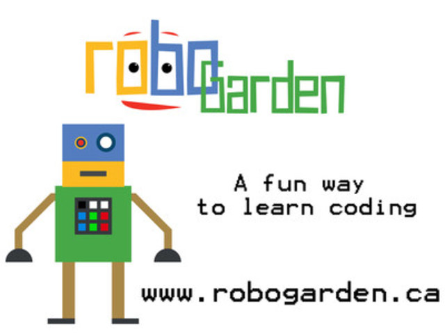 RoboGarden Inc. is a Calgary based firm that produces an integrated development friendly environment to empower youth to innovate and develop Coding Literacy in a captivating way. (CNW Group/Micro Engineering Tech Inc.)