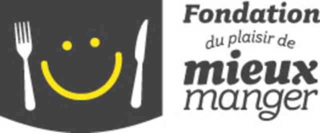 Fondation du plaisir de mieux manger (Groupe CNW/Fondation du plaisir de mieux manger)