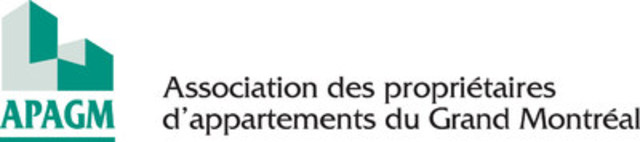 Association des propriétaires d'appartements du grand Montréal (Groupe CNW/Association des propriétaires d'appartements du grand Montréal)