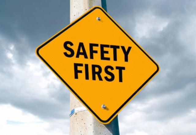 Toronto Hydro's BE SAFE Campaign. (CNW Group/Toronto Hydro Corporation)
