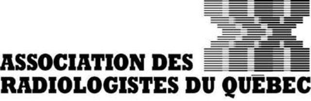 Logo : Association des radiologistes du Québec (Groupe CNW/ASSOCIATION DES RADIOLOGISTES DU QUEBEC)