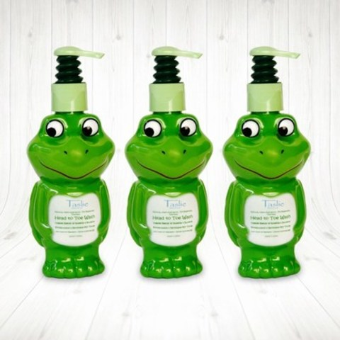 Turtle bottle helps young children understand conscious consumption (CNW Group/Taslie Skin Care Ltd.)