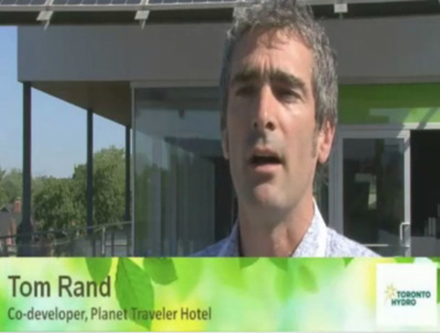 """Video: Tom Rand knows """"It's easy to conserve"""""""