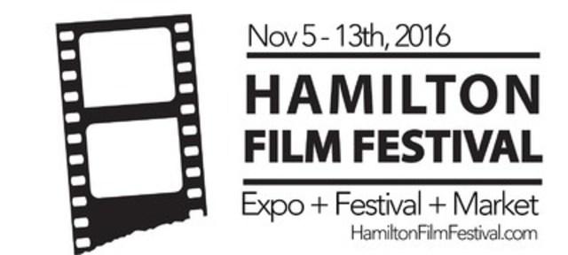 Hamilton Film Festival (CNW Group/Hamilton Film Festival)
