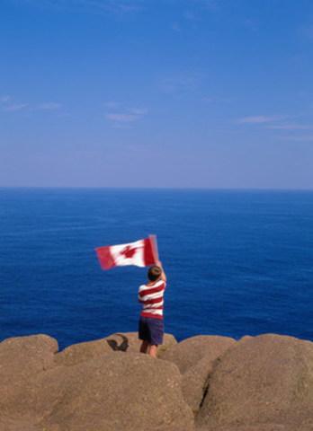 Pour la fête du Canada, visitez des destinations uniques et découvrez l'histoire du Canada en famille et entre amis! (Groupe CNW/Hotels.com)