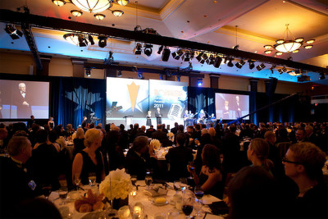 Awards Dinner (CNW Group/Morningstar Research Inc.)