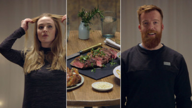 """Still from """"Love at First Taste Film"""" (Groupe CNW/Knorr Canada)"""
