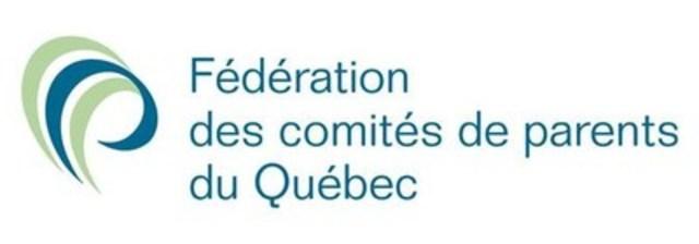 Logo : Fédération des comités de parents du Québec (Groupe CNW/Fédération des comités de parents du Québec)