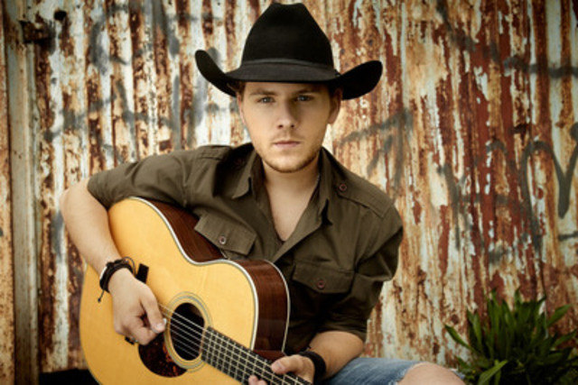 Brett Kissel will be performing as part of the Coors Banquet Kick-Off Party at Boots and Hearts this summer in Bowmanville, Ontario, July 31- August 3, 2014. www.bootsandhearts.com (CNW Group/Republic Live Inc.)